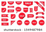 sale and new label collection... | Shutterstock .eps vector #1549487984