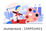 artist concept illustration.... | Shutterstock .eps vector #1549514411