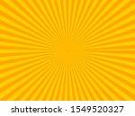 yellow sunburst background for...   Shutterstock .eps vector #1549520327