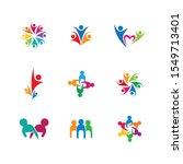 community vector icon... | Shutterstock .eps vector #1549713401