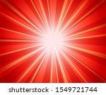 red light radial background...   Shutterstock . vector #1549721744