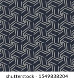 seamless geometric pattern.... | Shutterstock .eps vector #1549838204