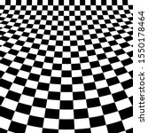 Distorted Checker Board....