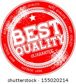 best quality guarantee grunge... | Shutterstock .eps vector #155020214