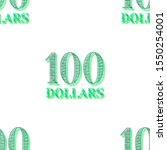 seamless pattern. lettering... | Shutterstock .eps vector #1550254001