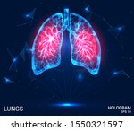 Hologram Lung. Pain In The...