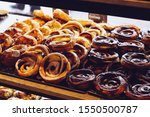 Danish Traditional Rolled Buns...