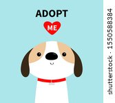 Adopt Me. Dog Face Head. Red...