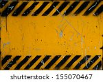 Grunge Construction Sign For...