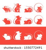 happy chinese new year design.... | Shutterstock .eps vector #1550772491