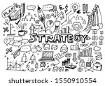 hand drawn vector illustration... | Shutterstock .eps vector #1550910554