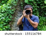 Asian Male Photographer