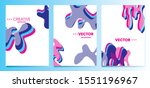 modern abstract geometric...   Shutterstock .eps vector #1551196967