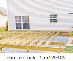 building a new above ground... | Shutterstock . vector #155120405