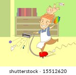 vector illustration for a... | Shutterstock .eps vector #15512620