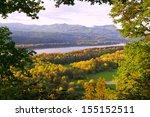 Columbia River Gorge in northwestern Oregon