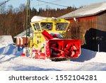 Duved  Sweden   February 11 ...