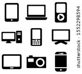 gadget icon. symbol of device...