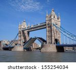 Tower Bridge  London  Uk.