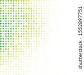 green random dots background ... | Shutterstock .eps vector #1552897751