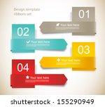 set of banners | Shutterstock .eps vector #155290949