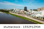 Drone Pic On The Baton Rouge...