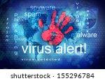 antivirus | Shutterstock . vector #155296784