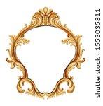 Louis Xvi Style Mirror With...