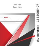 bright vector modern design... | Shutterstock .eps vector #1553085407