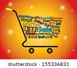 shopping cart concept design... | Shutterstock .eps vector #155336831