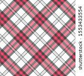 tartan seamless pattern... | Shutterstock . vector #1553433554