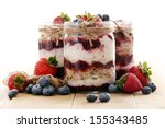 picture of jars with different... | Shutterstock . vector #155343485