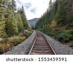 Train Tracks  Whistler   8...