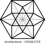 Cuboctahedron  Vector...