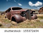 Rusty Car Wreck