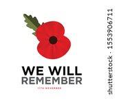 The Remembrance Poppy   Poppy...
