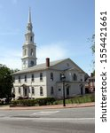 The First Baptist Church of Providence, Rhode Island -  the oldest Baptist church congregation in the United States, founded in 1638 by Roger Williams, built in 1775