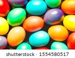 Easter Eggs Collection As A...