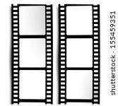 film  movie  photo  filmstrip ... | Shutterstock .eps vector #155459351