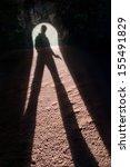 The Shadow Of A Gunman Enterin...