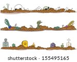 border illustration of a... | Shutterstock .eps vector #155495165