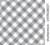 checkered gray and white check... | Shutterstock .eps vector #1555028027