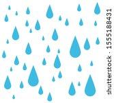 Raindrops Seamless Pattern...