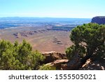 Small photo of Ice Age Gouge into Canyonlands