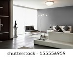 interior design  living room... | Shutterstock . vector #155556959