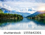 Panoramic  View Of Sognefjord ...