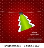 abstract beauty christmas and... | Shutterstock .eps vector #155566169