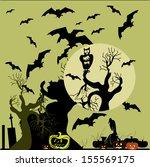 vector illustration of a... | Shutterstock .eps vector #155569175