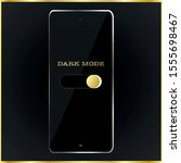 dark mode on off vector concept ...