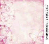 Stock photo  romantic grunge becakground in pink 155572517